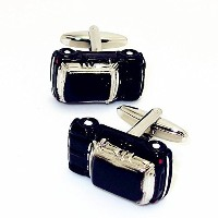 Covink Fast and Furious車SUV collection-fashion Cufflinks Mens Coolシャツ袖口袖ボタン
