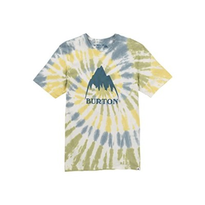 Burton(バートン) Tシャツ 半袖 メンズ CLASSIC MOUNTAIN HIGH SHORT SLEEVE T SHIRT Sサイズ Spiral Dye 138821