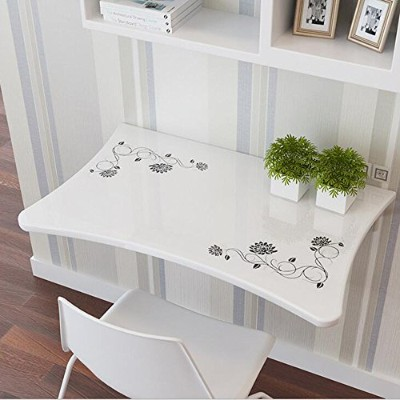 HAUYU テーブル Wall Computer Desk Wall Table Simple Single Computer Desk Color Laptop Table Children's...