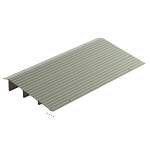 EZ-ACCESS Transitions Modular Entry Ramp 3 Inch, 10.55 Pounds by EZ-Access