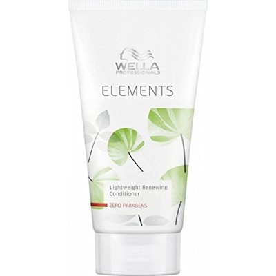 Professional Care by Wella Elements Conditioner 200ml by Wella [並行輸入品]