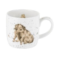 Wrendale Designs Mug - Truffles And Trotters - Country Set Collection by Wrendale Designs