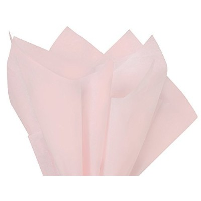 Gift Wrap Tissue Paper 20 X 30 - 48 Sheets (Blush) by A1BakerySupplies