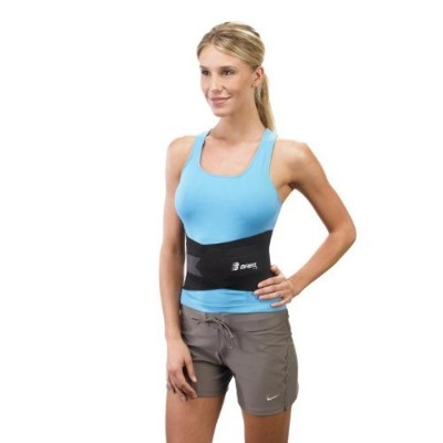 Breg Back Support with Side Pulls (XLarge) by Breg Braces