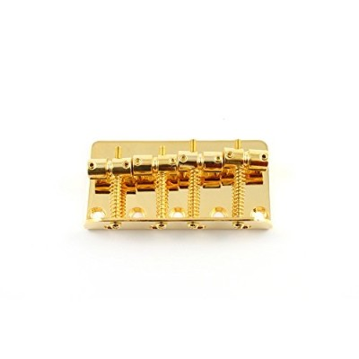 Allparts Gold Bridge for P-Bass and J-Bass/6049