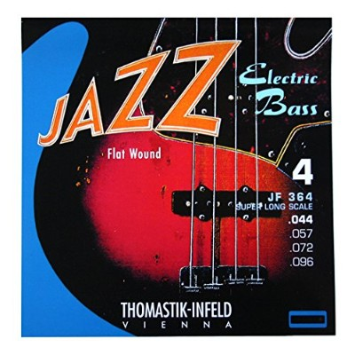 "【Thomastik-Infeld】 Jazz Electric Bass JF364 Super Long Scale 36"" (.044-.096)"
