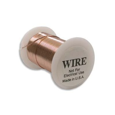 Tarnish Resistant Copper Wire 20 Gauge 15 Yard (13.5m) Copper Color 42684 by Beadsmith [並行輸入品]