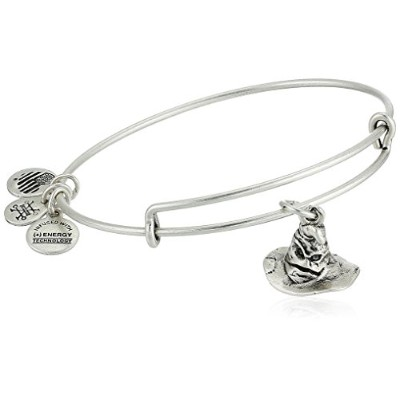 Alex and Ani Womens Harry Potter Sorting Hatバングル Expandable