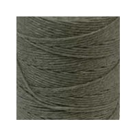 Waxed Irish Linen Crawford Cord 4 Ply 1 Spool OLIVE DRAB 420016 by Crawford Threads