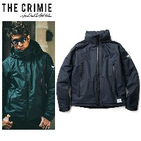 """【2018AUTUMN & WINTER COLLECTION 先行予約 2018年10月中入荷予定】【CRIMIE】クライミー/""""3 LAYER 2 WAY HOOD IN DOWN JACKET..."""