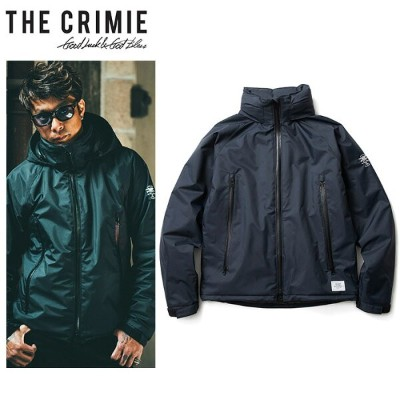 "【2018AUTUMN & WINTER COLLECTION 先行予約 2018年10月中入荷予定】【CRIMIE】クライミー/""3 LAYER 2 WAY HOOD IN DOWN JACKET..."