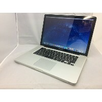 【中古】[ Apple ] MacBook Pro 9.1 Mid 2012 / Core i7 2.3GHz / 8GB メモリ/ 500GB HDD/DVDマルチ F2キートップ欠損あり ...