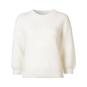 3.1 Phillip Lim three-quarter sleeve jumper - ホワイト