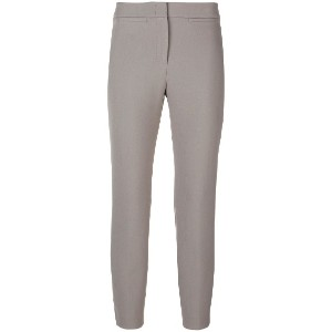 Peserico cigarette trousers - グレー