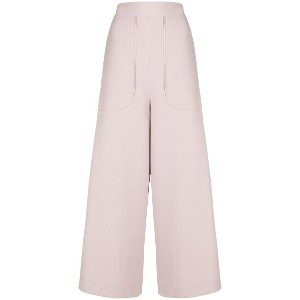 See By Chloé seam detail culottes - ヌード&ナチュラル