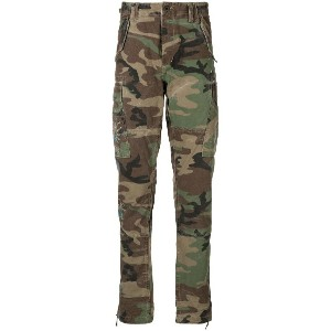 Polo Ralph Lauren camouflage print trousers - グリーン