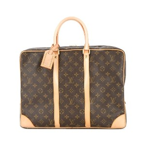 Louis Vuitton Pre-Owned モノグラム ビジネスバッグ - ブラウン