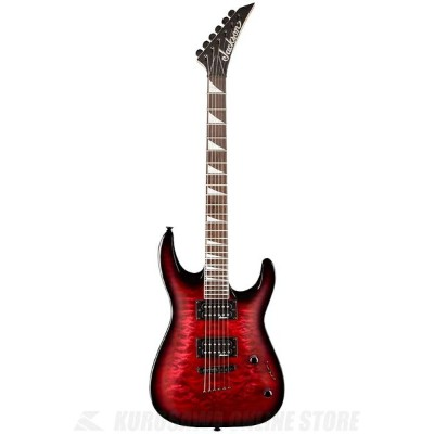 Jackson JS Series JS32TQ DINKY (Trans Red)《エレキギター》【送料無料】【ONLINE STORE】