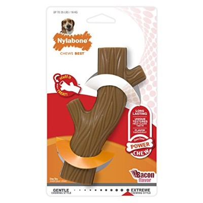 ナイラボーン 木の枝おもちゃ Nylabone Dura Chew Hollow Sticks Dog Chews