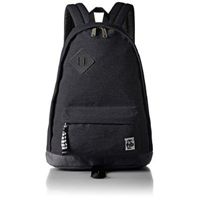 [チャムス]リュック Classic Day Pack Sweat Nylon Black/Charcoal