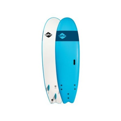 SOFTECH SURFBOARDS 6'6 BLUE HAND SHAPED SOFTBOARD 【2018 ソフテック】 サーフボード ソフトボード