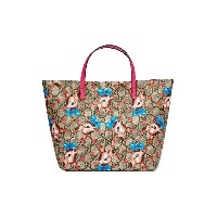 Gucci Kids Children's GG fawns tote - ニュートラル