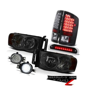 テールライト 02 03 04 05 Ram WS Headlights L+R L.E.D Rear Tail Lights DRL System Third LED 02 03 04 05...