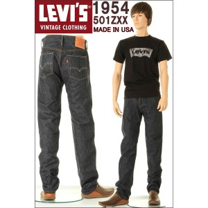 LEVI'S MADE IN USA 501ZXX リーバイス 501zxx 1954年モデル 米国製501ZXX リーバイス ヴィンテージ 新品 LEVIS VINTAGE CLOTHING 新品...