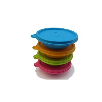Tupperware Mini Tropicanas 4 x 125 ml – 0.5 Oz