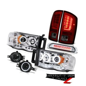 テールライト 2003-2005 Dodge Ram 1500 4.7L Tail Lamps Headlamps Fog Roof Brake Light NeweST 2003...
