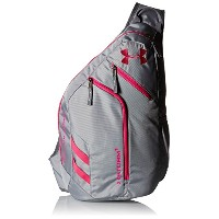 Under Armour Compel Sling 2.0バックパック グレー