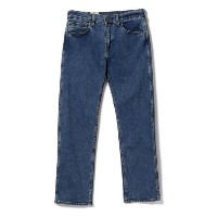 LEVI'S / WORKWEAR 505 T REGULAR【ビームス メン/BEAMS MEN メンズ デニム MEDIUM STONE WASH ルミネ LUMINE】