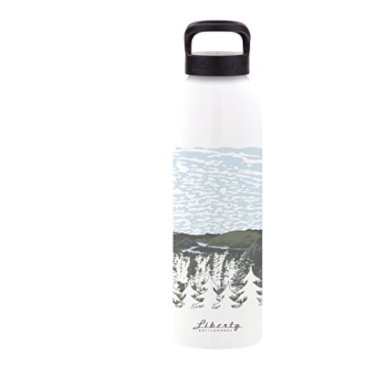 Liberty Bottleworks Rimrock Water Bottle 水筒 ホワイト 700ml