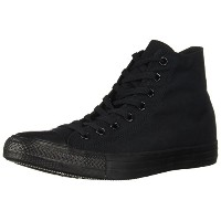 [コンバース] CONVERSE CANVAS ALL STAR OX BLACK MONOCHROME (ブラックモノクローム/US6(24.5cm))