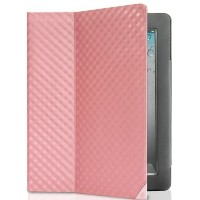 ECHO(エコー) lettre iPad2ケース Diamond Check Pink E61464