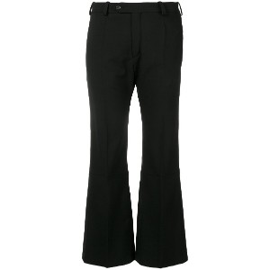 Chloé cropped trousers - ブラック