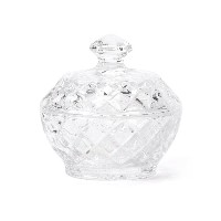 【60%OFF】Bohemia Crystal ミニボックス クリア 花・ガーデニング > 花瓶