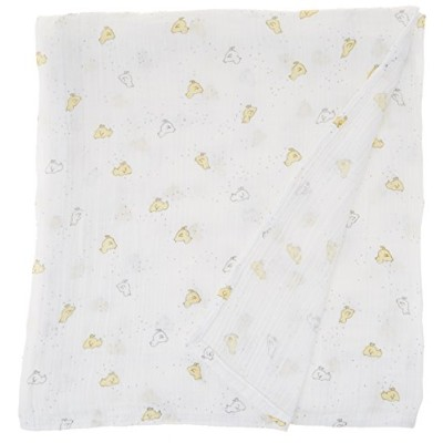 Pehr Designs Baby Chick Swaddle, Soft Yellow by Pehr Designs