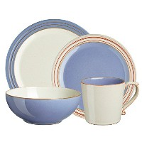 Denby USA HERITAGE Fountainディナープレート