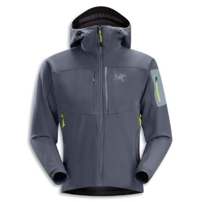 Arcteryx Gamma MX Hoody – Men 's US サイズ: M カラー: グレイ