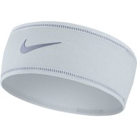 ナイキ ヘアアクセサリー Nike Run Flash Running Headband Pure Platinum