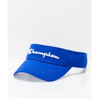 チャンピオン サンバイザー Champion Twill Mesh Surf Blue Visor Assorted