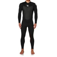 リップカール ウェットスーツ Rip Curl Omega 3/2mm 2017 Back Zip Wetsuit Black