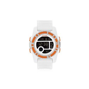 【NIXONxSTARWARS】THEUNIT40 (BB-8 WHITE/ORANGE) メンズ雑貨 時計 au WALLET Market