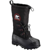 ソレル ブーツ Sorel Glacier XT Boot Black / Red Quartz