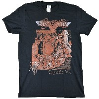 AEROSMITH エアロスミス Toys In The Attic Tシャツ