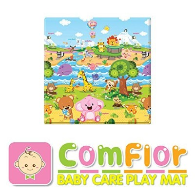 Comflor baby care play mat Pinko friends-S