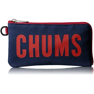 [チャムス]CHUMS Long Square Wallet Sweat H/Navy