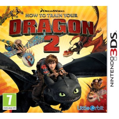 Namco Bandai Games - 130023 - How To Train Your Dragon 2 - Nintendo 3ds