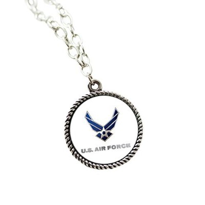United States Military Sublimatedペンダントネックレスとチェーン